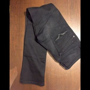 Black Jeans for men NWOT